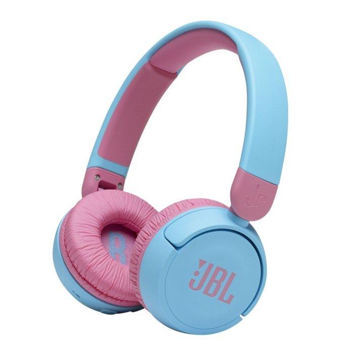 JBL Trådlösa hörlurar med volymbegränsning Blå