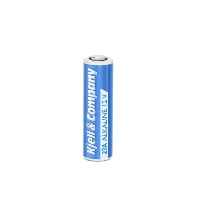 Kjell & Company Alkaliskt 27A-batteri (LR27)