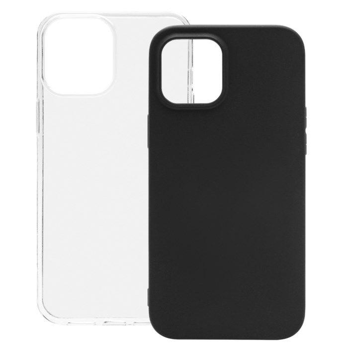 Linocell Second skin 2.0 Mobilskal för iPhone 12 Pro Max