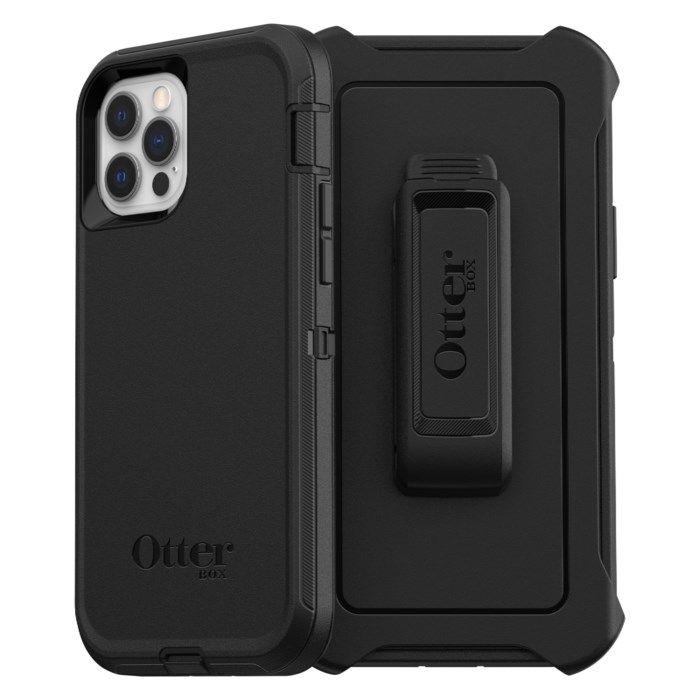 Otterbox Defender Tåligt skal för iPhone 12 och 12 Pro