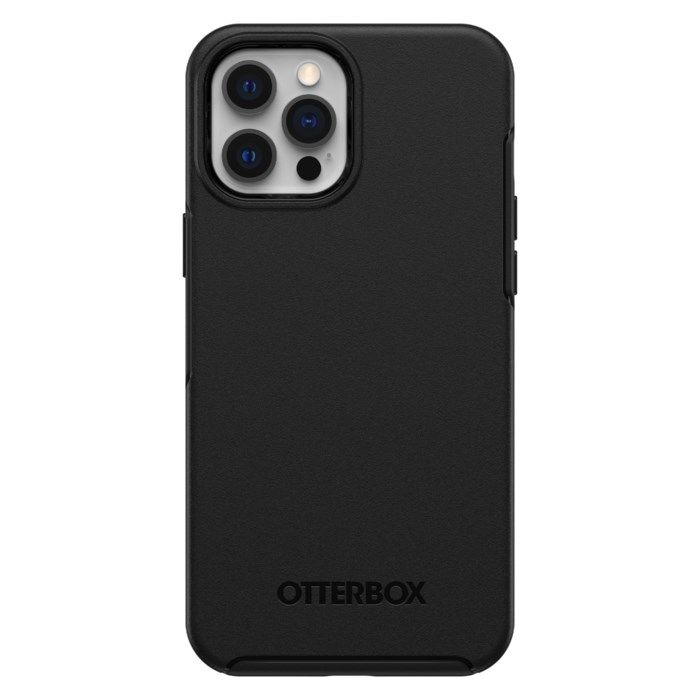 Otterbox Symmetry Tåligt skal för iPhone 12 Pro Max Svart