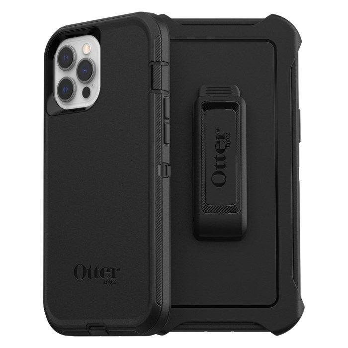Otterbox Defender Tåligt skal för iPhone 12 Pro Max
