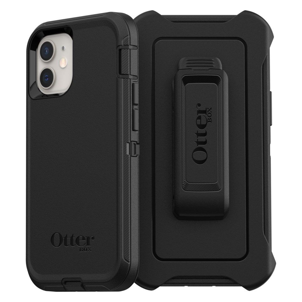 Otterbox Defender Robust deksel for iPhone 12 Mini