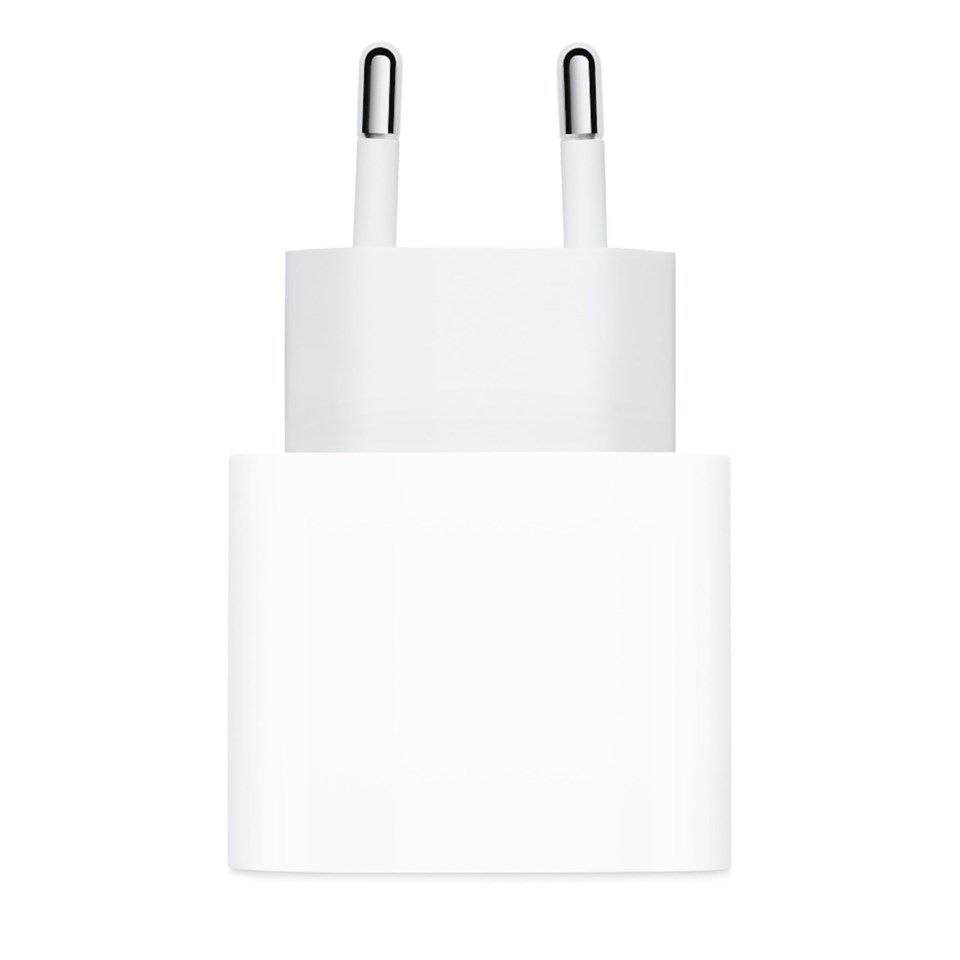 Apple 20 W USB-C-strömadapter