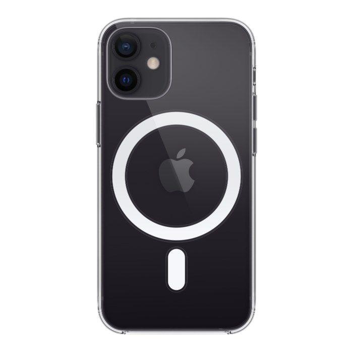 Apple Transparent skal med Magsafe till iPhone 12 Mini