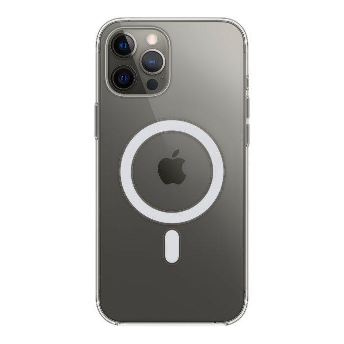 Apple Transparent skal med Magsafe till iPhone 12 Pro Max