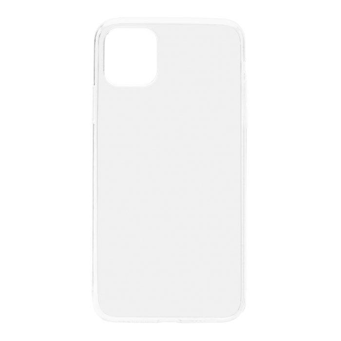 Linocell Second skin 2.0 Mobilskal för iPhone 11 Pro Transparent