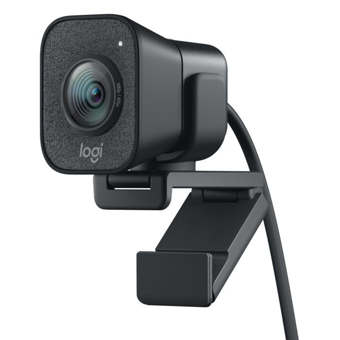 Logitech Streamcam Webbkamera