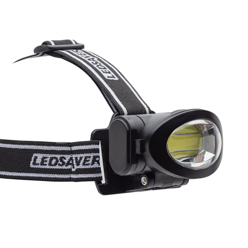 Ledsavers Pannlampa 3 W 170 lm