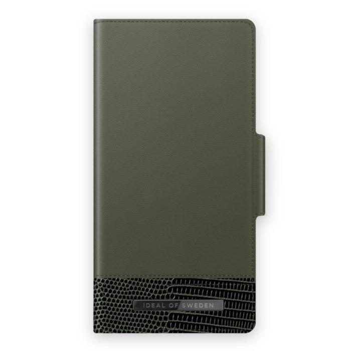 Ideal of Sweden Unity Wallet Magnetisk mobilplånbok för iPhone 11 och Xr Grön