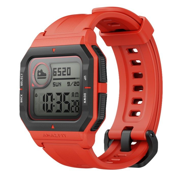 Amazfit Neo Smartklocka i retrostil Orange