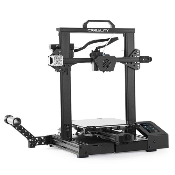 Creality CR-6 SE 3D-skrivare med automatisk justering
