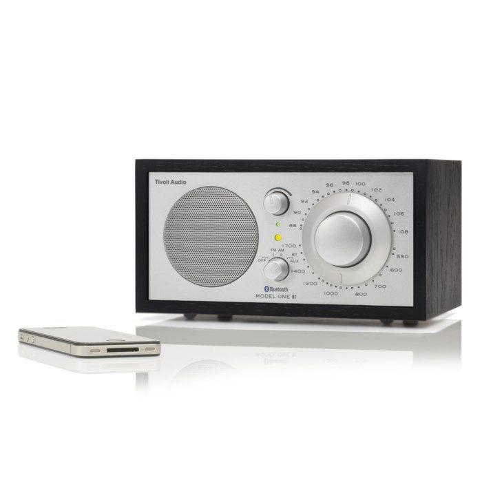 Model One BT Radio med Bluetooth Svart