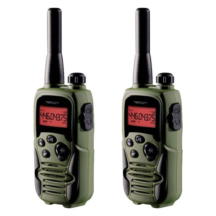 Topcom Twintalker 9500 Walkie-talkie 2-pack