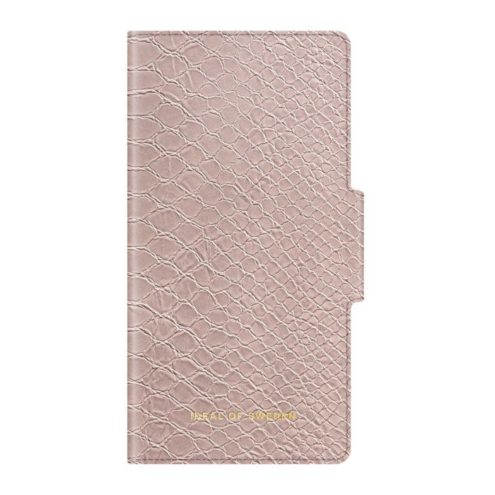 Ideal of Sweden Atelier Wallet Magnetisk mobilplånbok för iPhone 11 och Xr Rosa