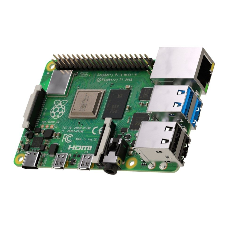 OKdo Raspberry Pi 4 2 GB Kit