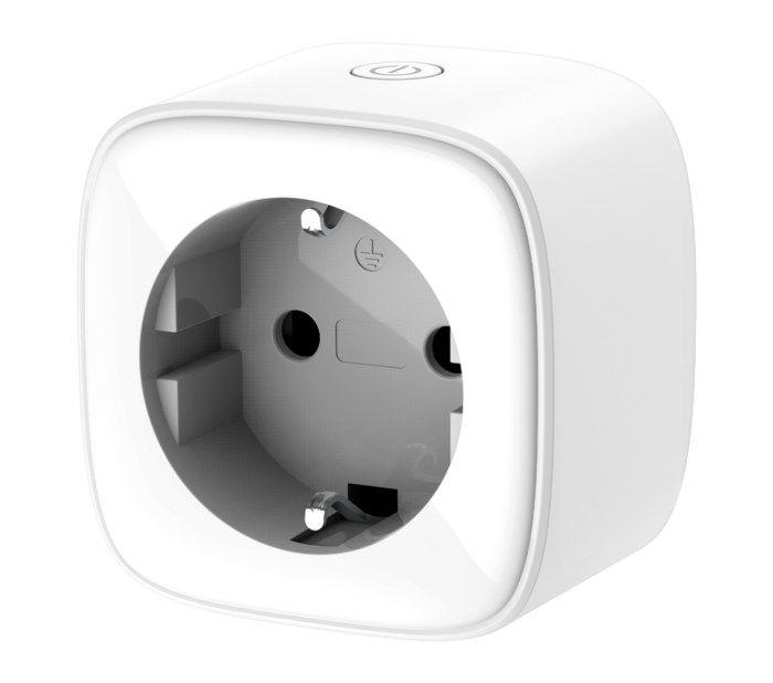 D-link Wi-Fi Smart Plug Fjärrströmbrytare med energimätning