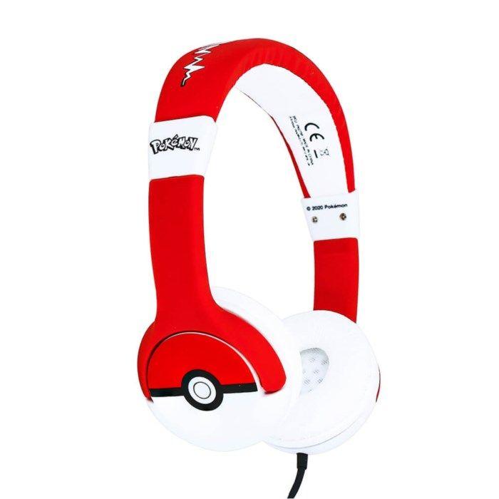 Hörlurar med volymbegränsning Pokémon