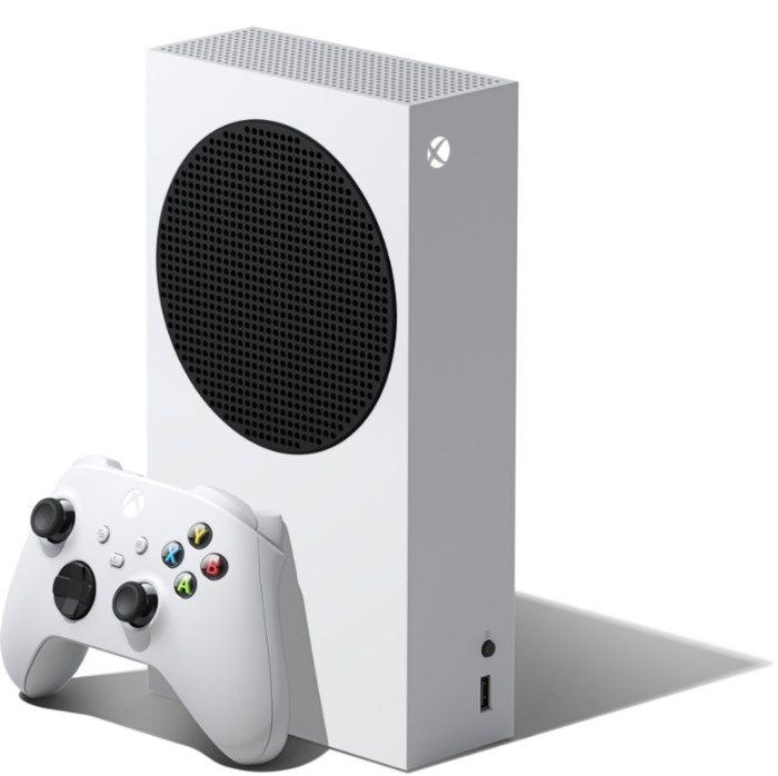 Xbox Series S 512 GB Spelkonsol