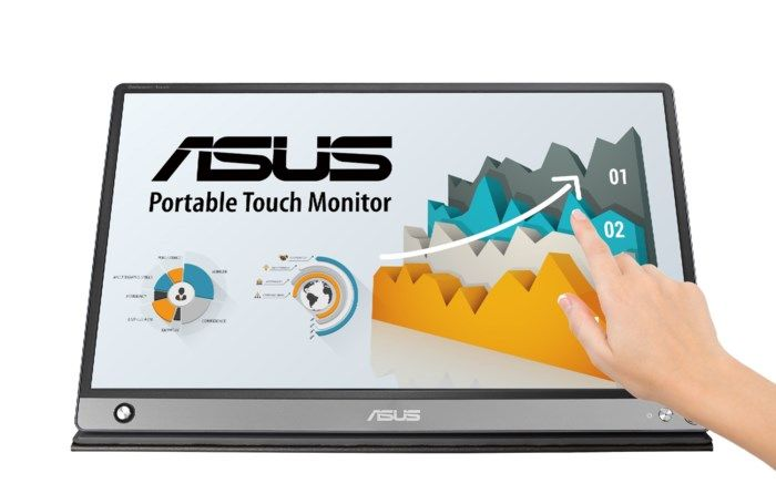 """Asus ZenScreen MB16AMT Touch monitor 15,6"""""""