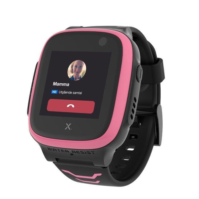 Xplora 5 Play GPS-klocka och telefon för barn Rosa