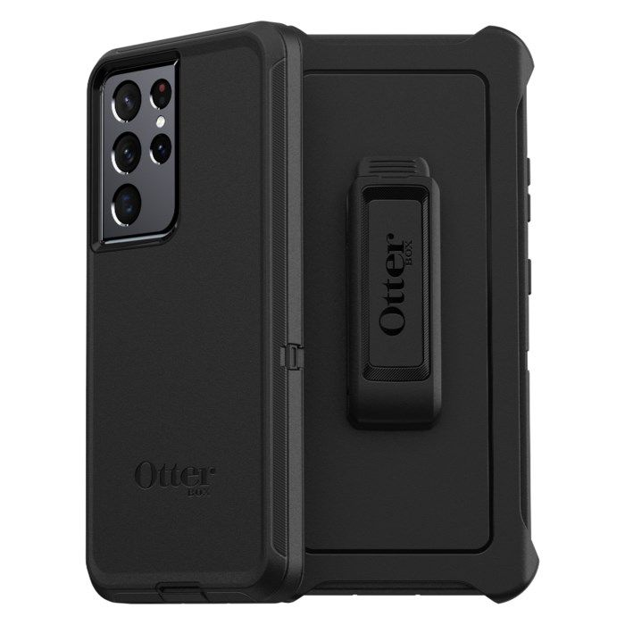 Otterbox Defender Robust deksel for Galaxy S21 Ultra
