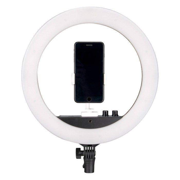 Nanlite Halo 14 LED-ringlampa