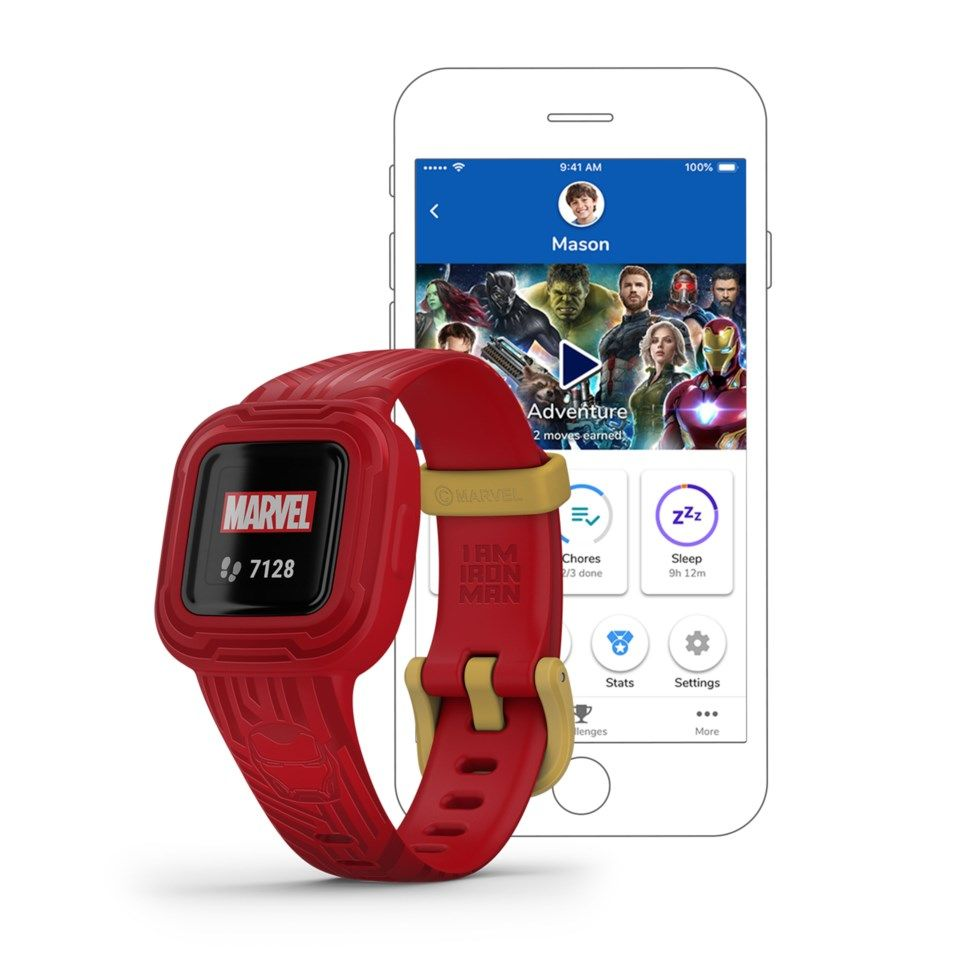 Garmin Vivofit Jr. 3 Iron Man