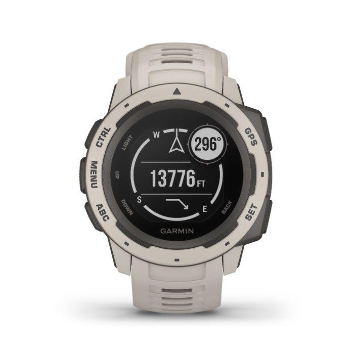 Garmin Instinct GPS-klocka med pulsmätning Tundra