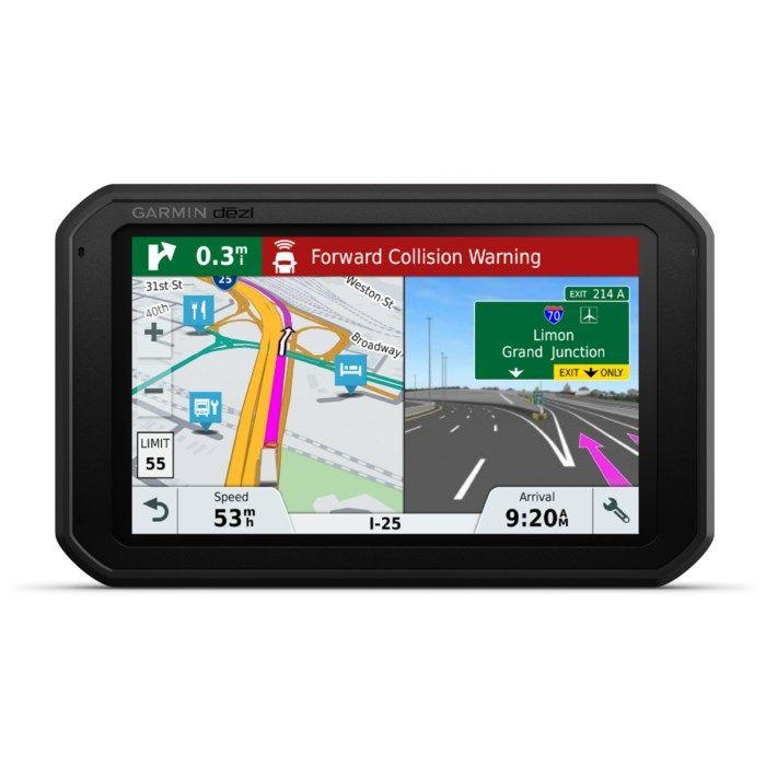 "Garmin Dezlcam 785 LMT-D GPS 7"" med kamera"