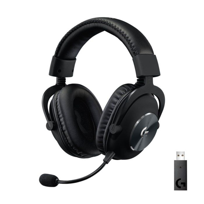 Logitech G Pro X Wireless Trådlöst gaming-headset