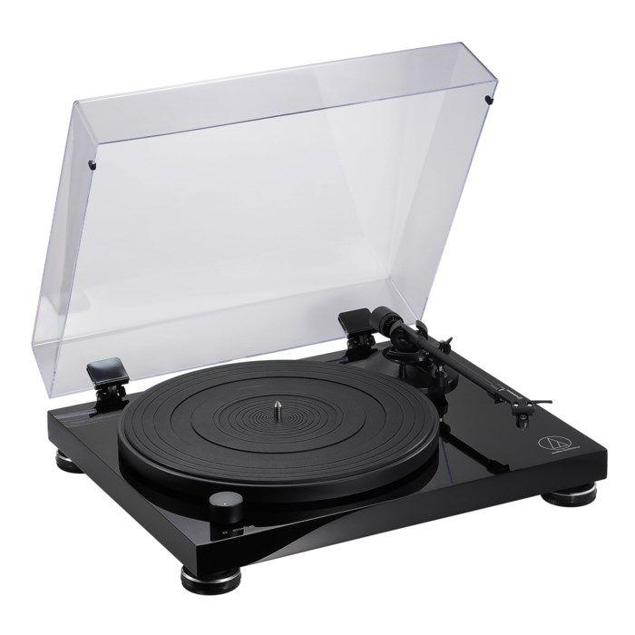 Audio Technica AT-LPW50PB Vinylspelare