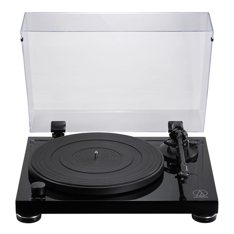 Audio Technica AT-LPW50PB Platespiller