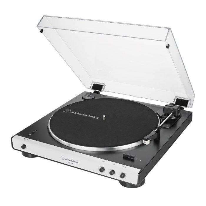 Audio Technica AT-LP60XBTWH Vinylspelare