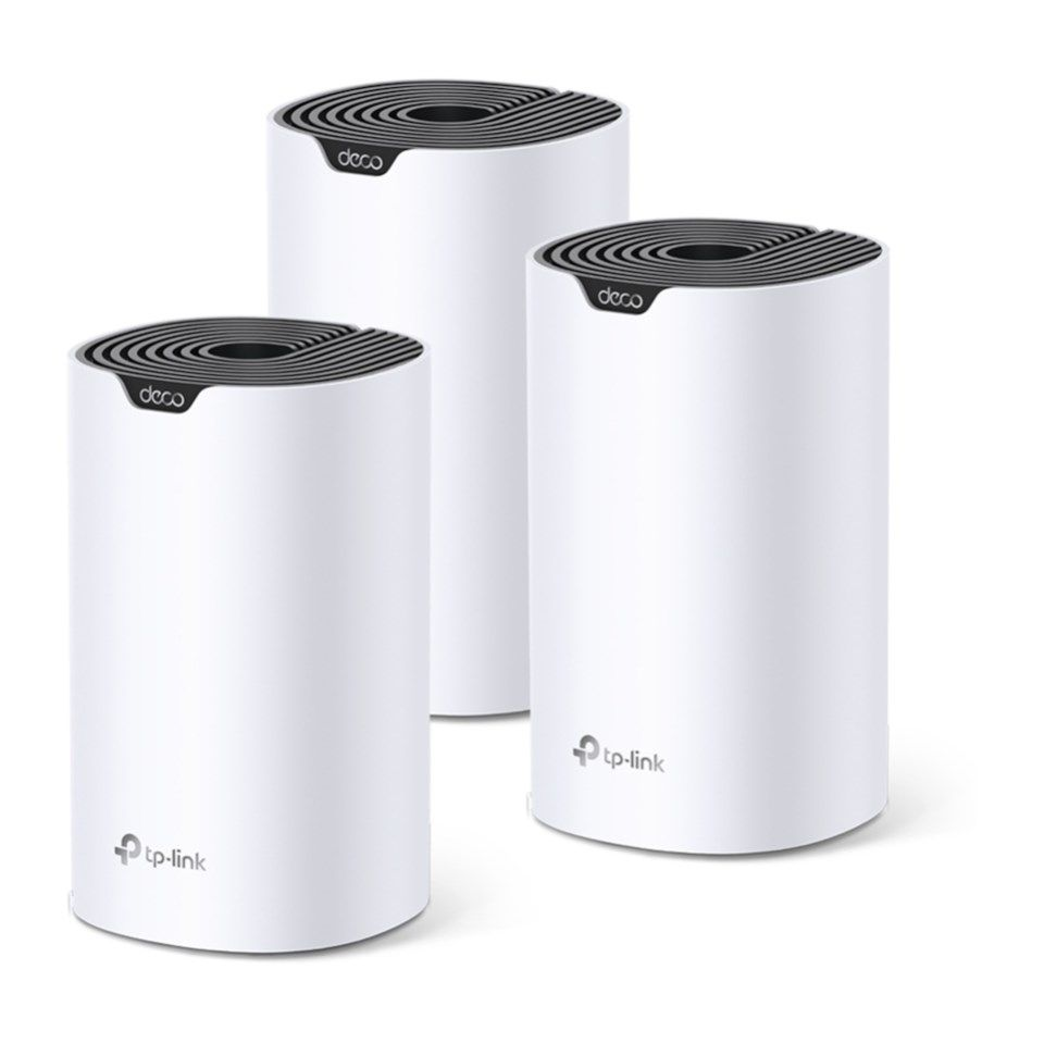 TP-link Deco S4 Mesh-system AC1200 3-pack