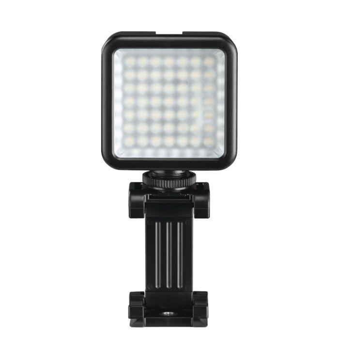 Hama 49 BD LED-belysning för mobilen och kameran