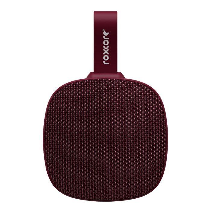 Roxcore Beat Portabel högtalare Vinröd