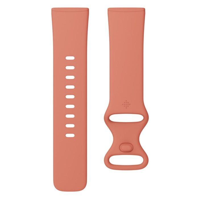 Fitbit Sense & Versa 3 Armband Rosa L