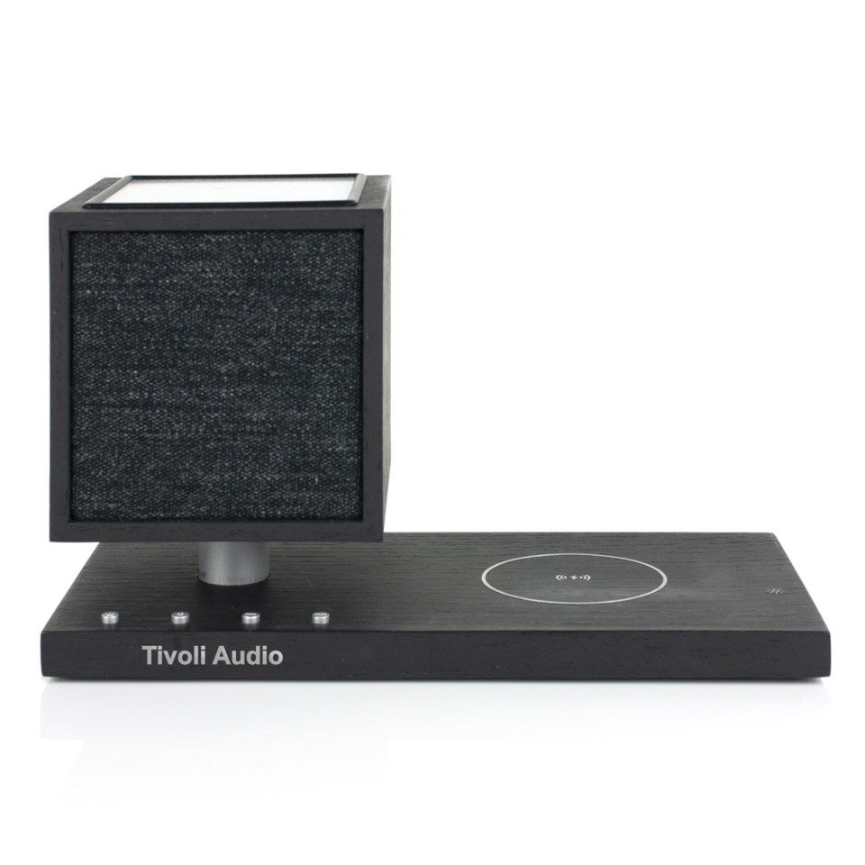 Tivoli Audio Revive Bluetooth-høyttaler Svart