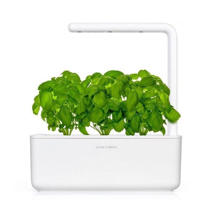 Click and Grow Smart Garden 3 Startpaket Vit