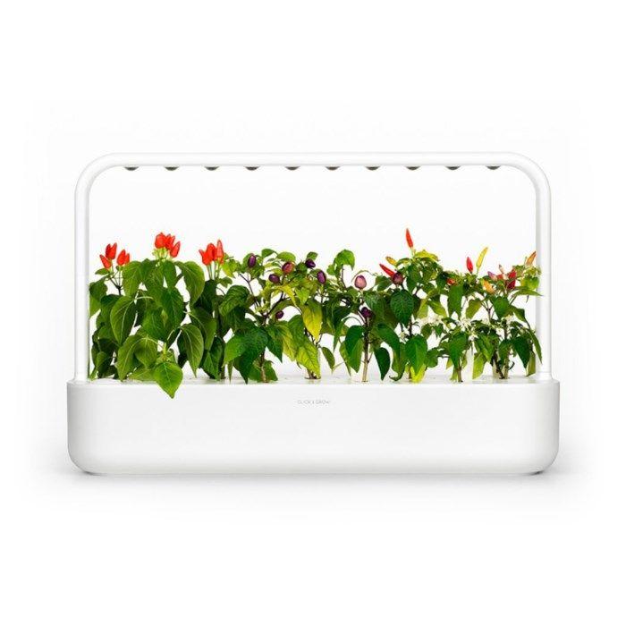 Click and Grow Smart Garden 9 Startpaket