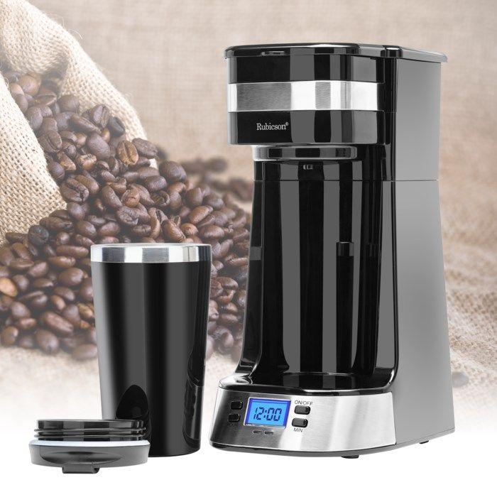 Nedis Kaffebryggare med resemugg