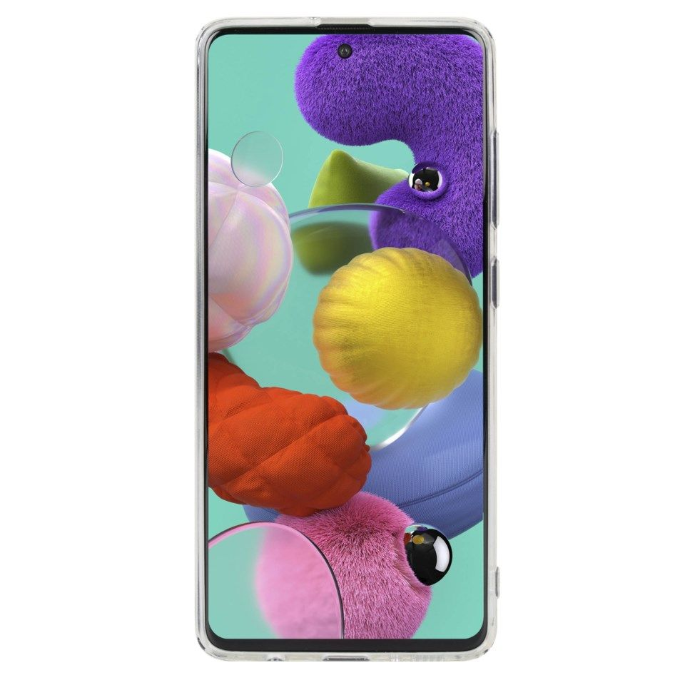 Krusell Mobildeksel i TPU for Galaxy A42