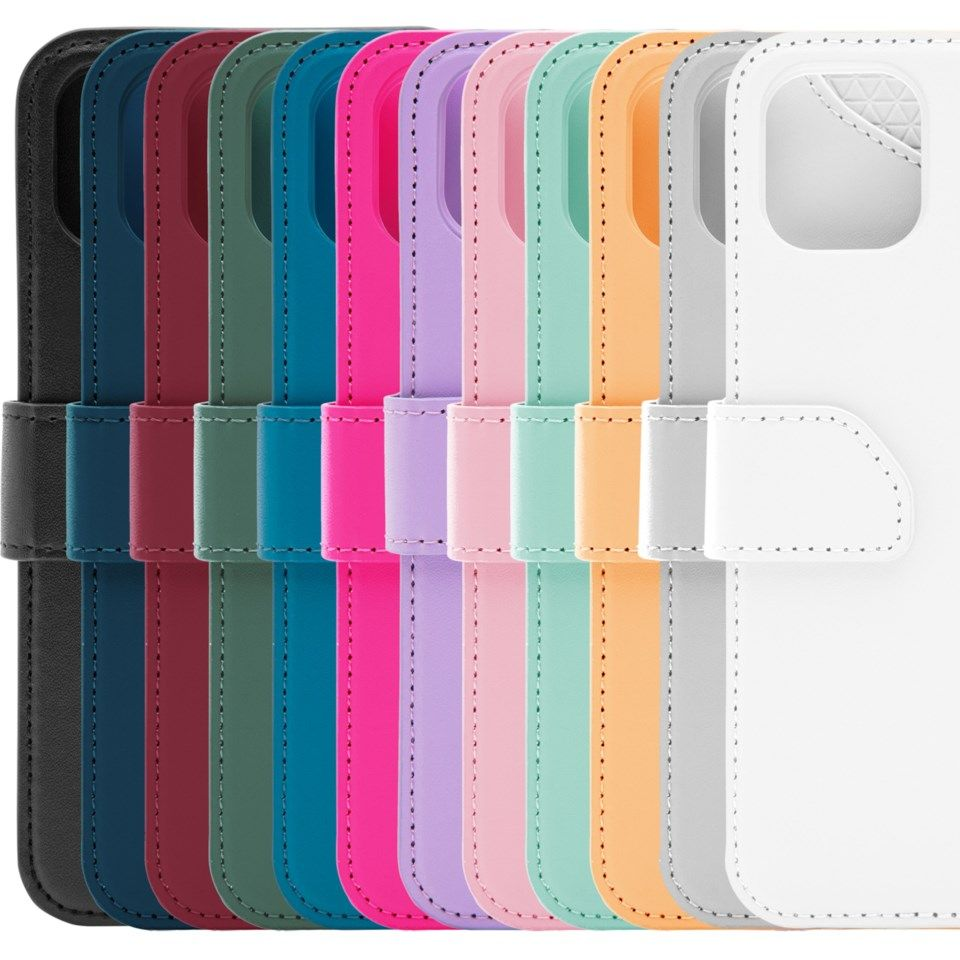 Colors Mobiletui for iPhone 11 og Xr Lilla