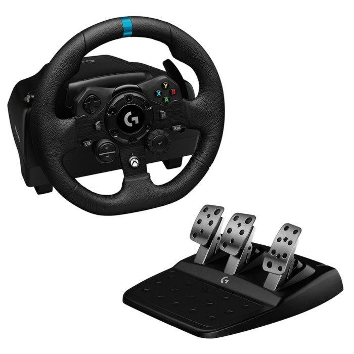 Logitech G 923 Driving Force Ratt till Xbox och PC