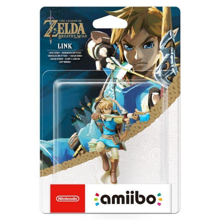 Nintendo Amiibo Link (Archer)