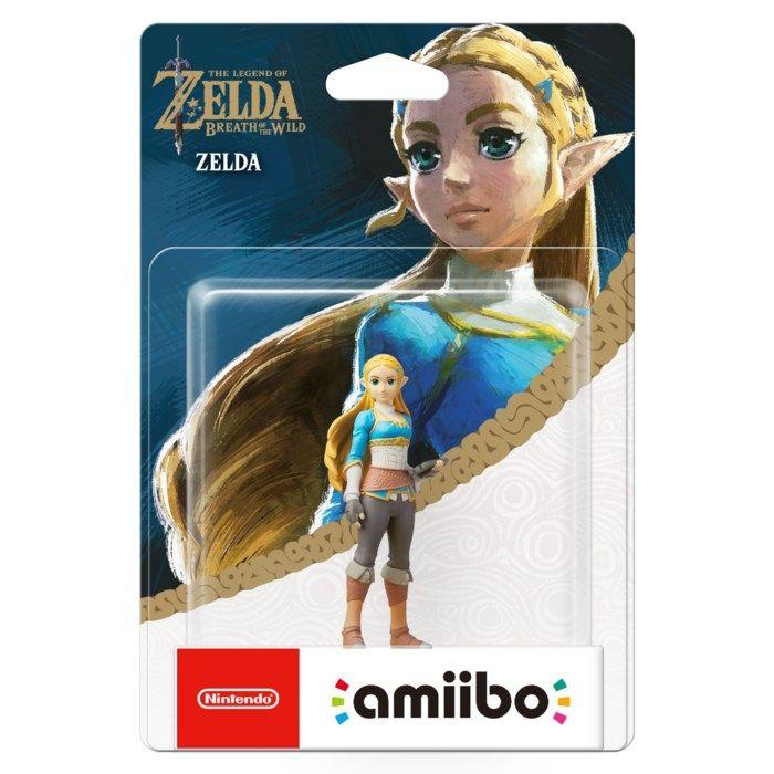 Nintendo Amiibo Zelda