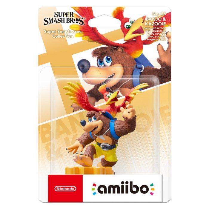 Nintendo Amiibo No. 85 Banjo & Kazooie