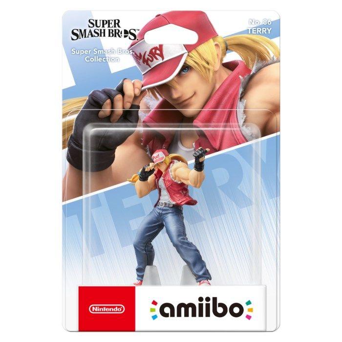 Nintendo Amiibo No. 86 Terry Bogard