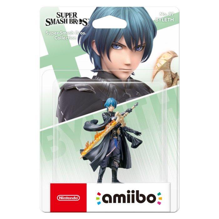 Nintendo Amiibo No. 87 Byleth